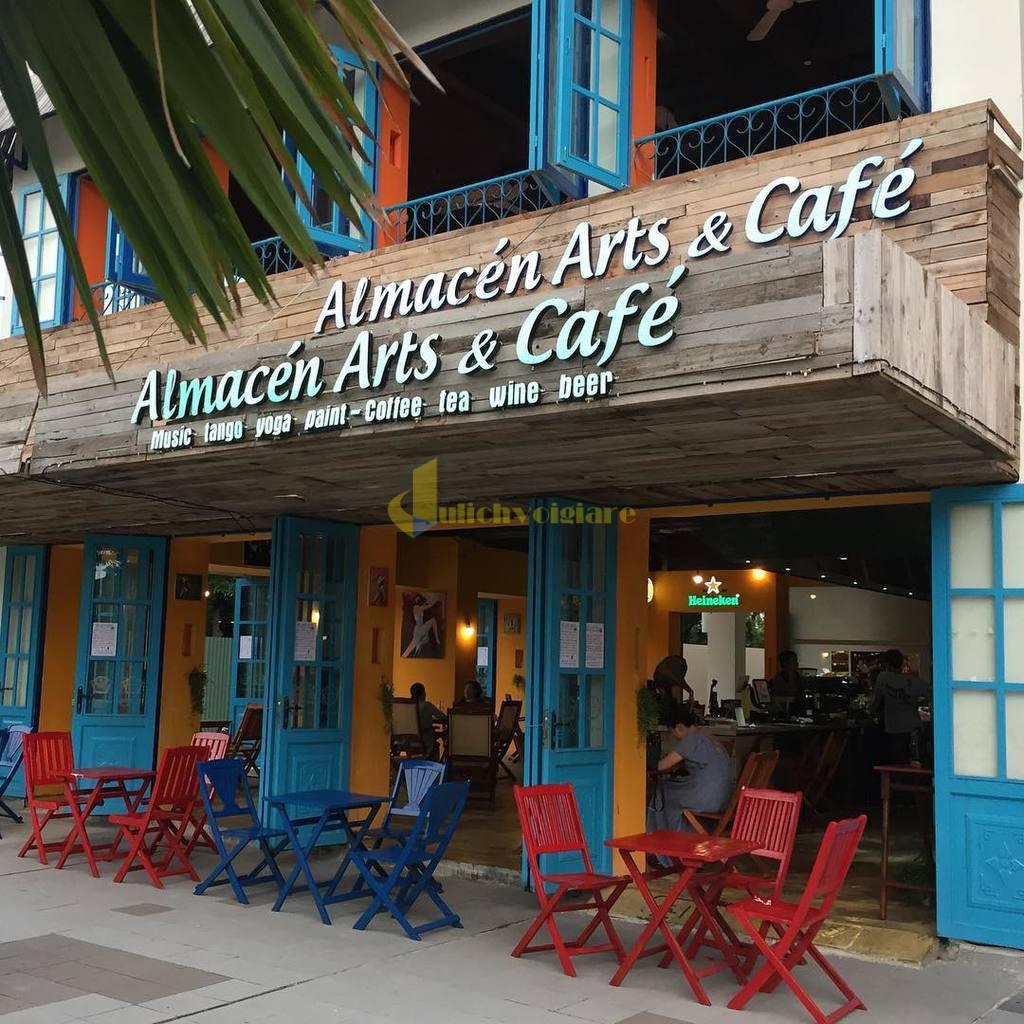 ame1 Check in ngay 9 quán cà phê đẹp ở Sài Gòn đang là địa điểm sống ảo hot nhất hiện nay.