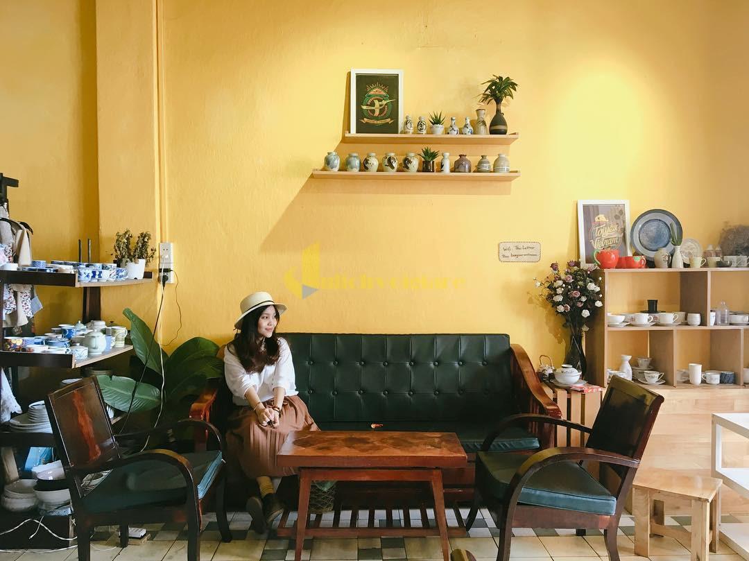 ame7 Check in ngay 9 quán cà phê đẹp ở Sài Gòn đang là địa điểm sống ảo hot nhất hiện nay.