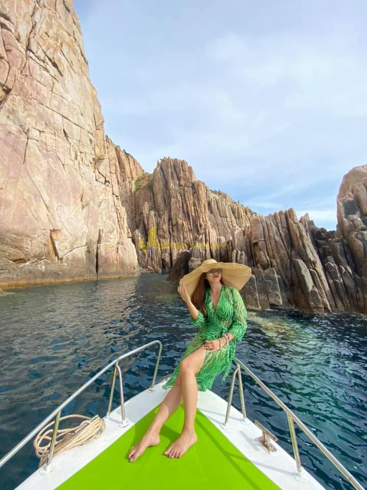 Tour Đảo Bình Hưng 1 ngày cano