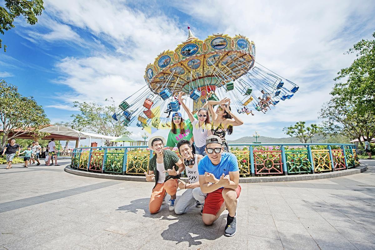 VINPEARL-LAND-NHA-TRANG Top 12 điểm check-in siêu xinh không thể bỏ lỡ khi du lịch Nha Trang