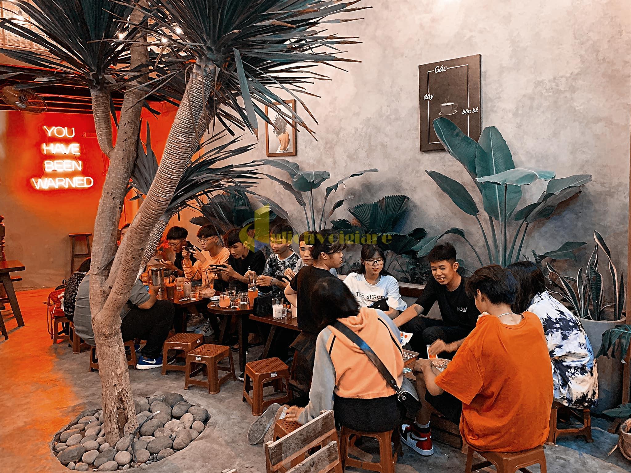 cafe-cùng-bạn Top 10 Quán Cafe Nha Trang Đẹp Lung Linh