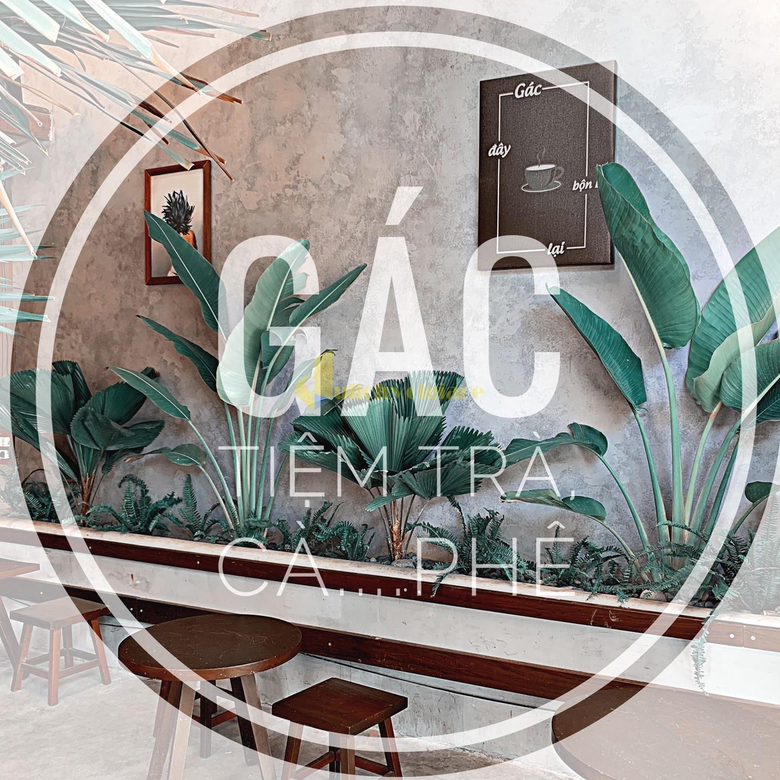 gác-cafe Top 10 Quán Cafe Nha Trang Đẹp Lung Linh