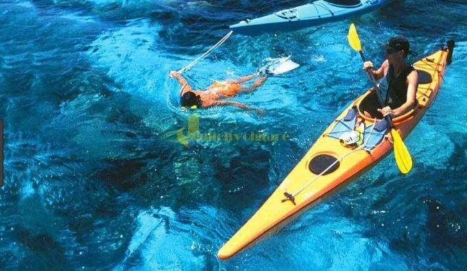 kayak 10 hoạt động thú vị ở Sunworld Hòn Thơm Phú Quốc