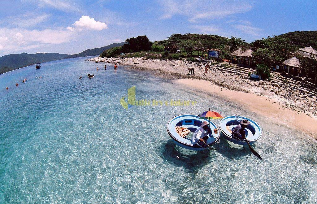 Tour du lịch 3 đảo ở nha trang