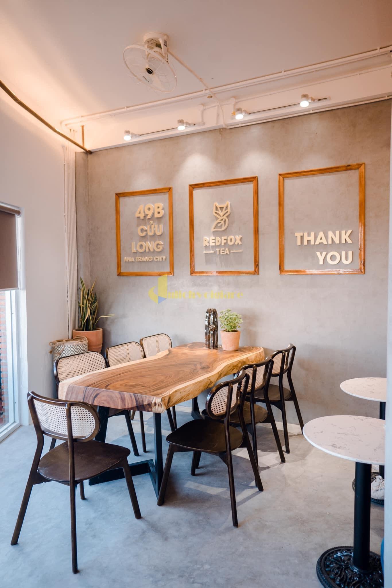redfox-2 Top 10 Quán Cafe Nha Trang Đẹp Lung Linh