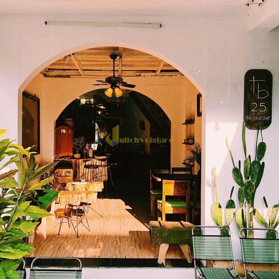 the-log Top 10 Quán Cafe Nha Trang Đẹp Lung Linh