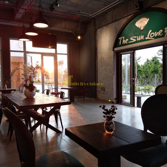 the-sun-1 Top 10 Quán Cafe Nha Trang Đẹp Lung Linh