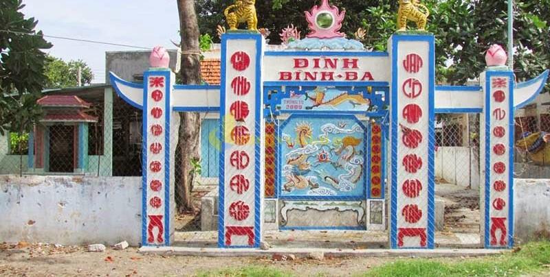nh-làng-bình-ba Bình Ba - Quốc đảo Tôm Hùm Số 1 Khánh Hòa