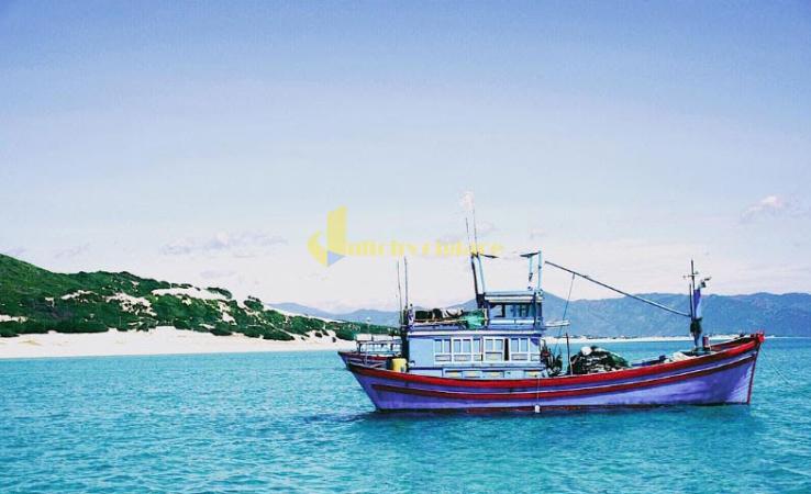 ng-biển Mũi Đôi - Cực Đông của Việt Nam