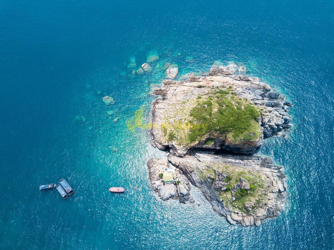 nh-đầu-tiên-1 Review du lịch Hòn Mun - 1 trong 4 Vịnh đẹp ở Nha Trang