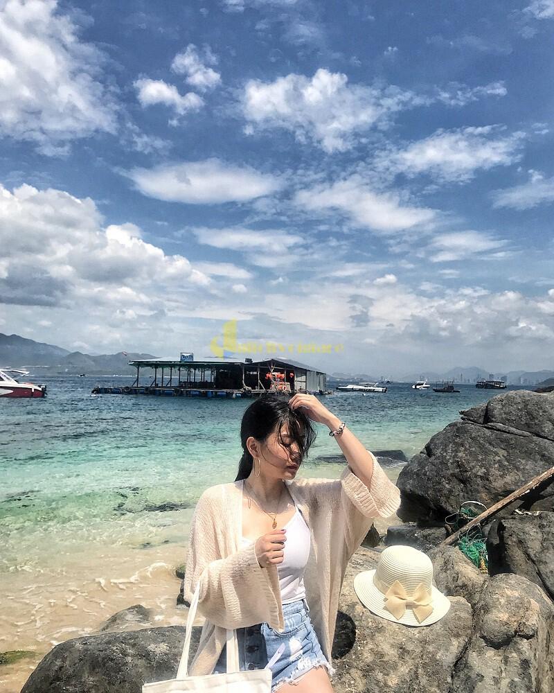 nh-thứ-2 Review du lịch Hòn Mun - 1 trong 4 Vịnh đẹp ở Nha Trang