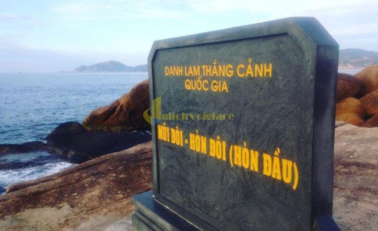 nh-thứ-4 Mũi Đôi - Cực Đông của Việt Nam
