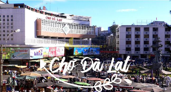 """1-4 """"Chợ Âm Phủ """" - 1 Địa điểm nổi tiếng nhất tại Đà Lạt"""