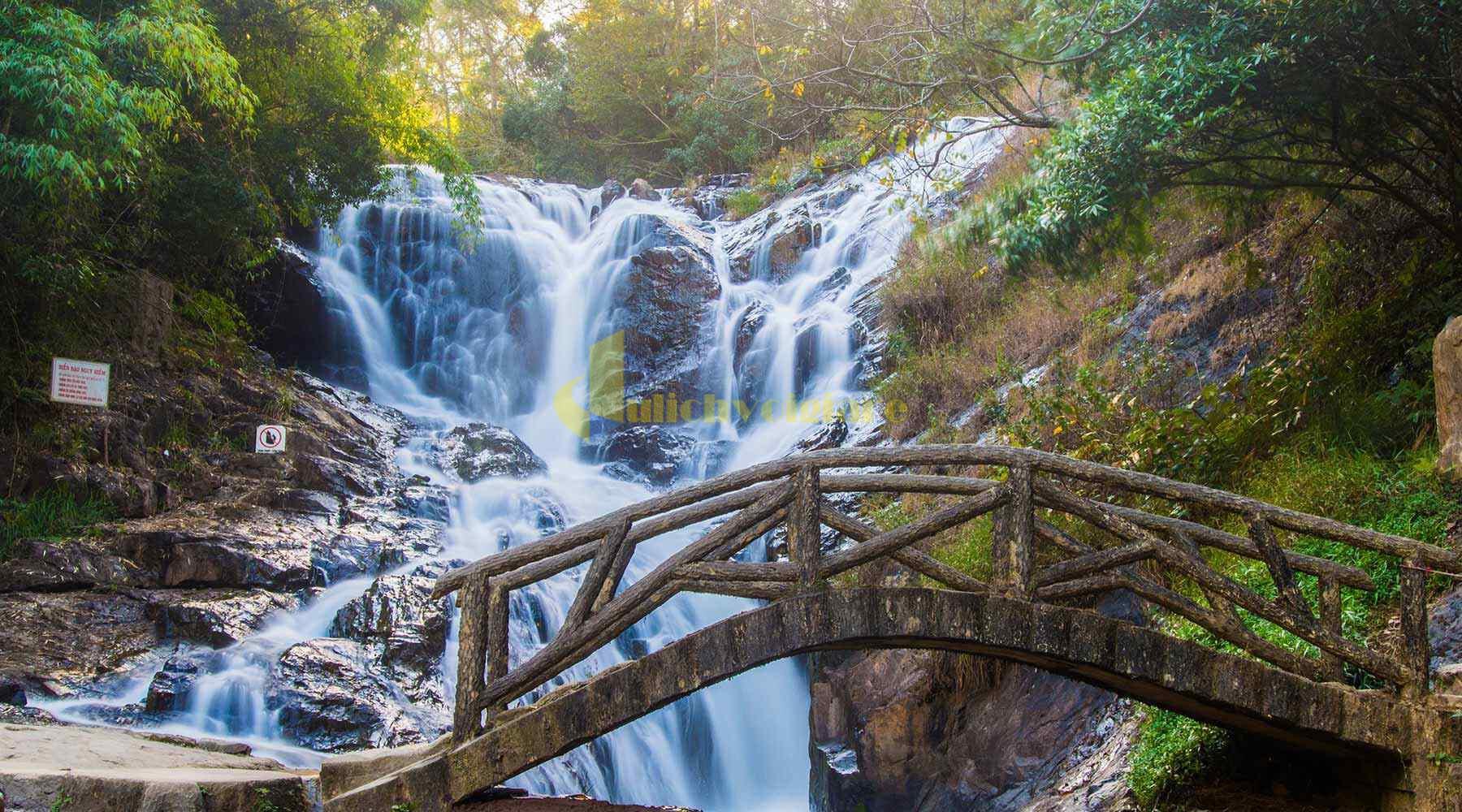 1-5 Thác Datanla - 1 vẻ đẹp thiên nhiên tiềm ẩn