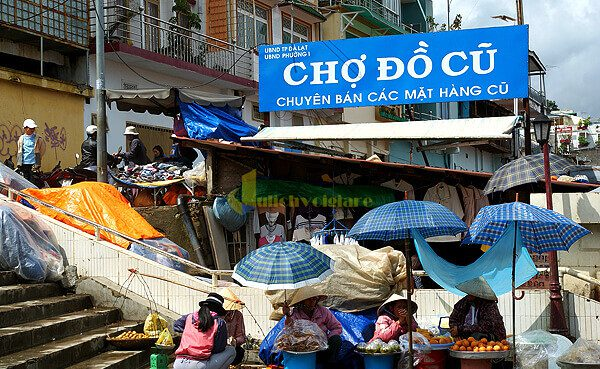 """12-1-e1605578094220 """"Chợ Âm Phủ """" - 1 Địa điểm nổi tiếng nhất tại Đà Lạt"""