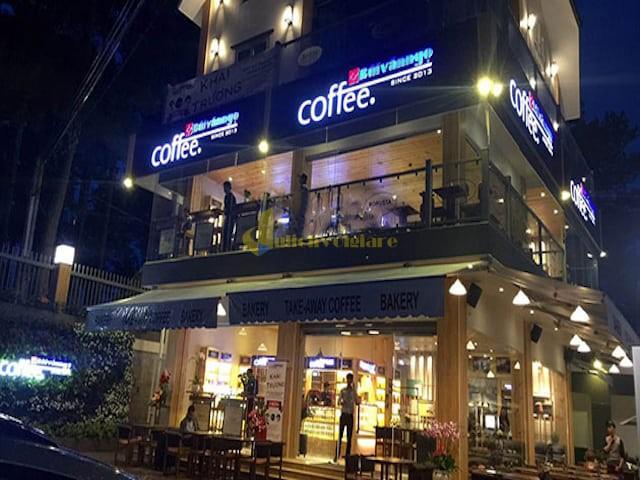 """23 Top 9 Quán Cafe """"Sống ảo"""" Siêu xinh tại Đà Lạt"""