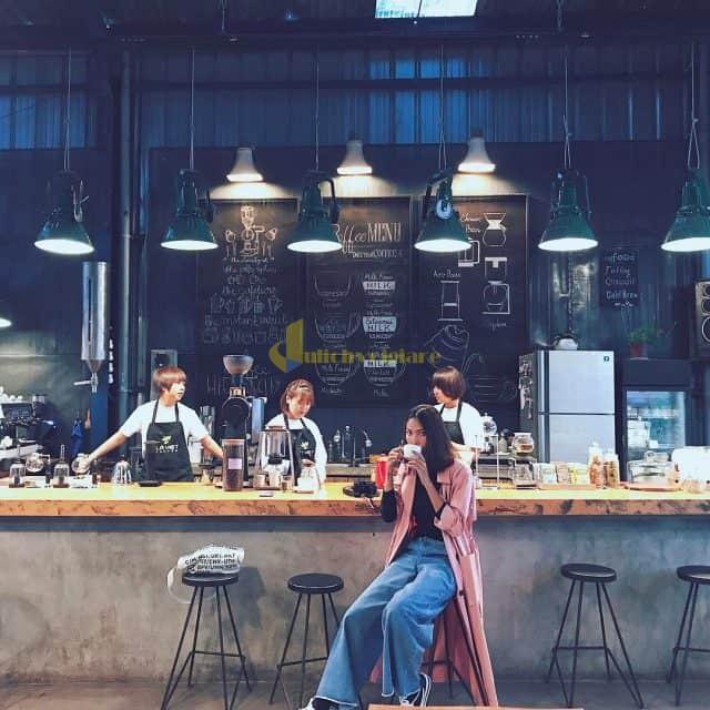 """3-1 Top 9 Quán Cafe """"Sống ảo"""" Siêu xinh tại Đà Lạt"""