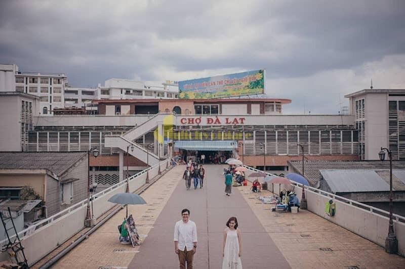 """5-1 """"Chợ Âm Phủ """" - 1 Địa điểm nổi tiếng nhất tại Đà Lạt"""