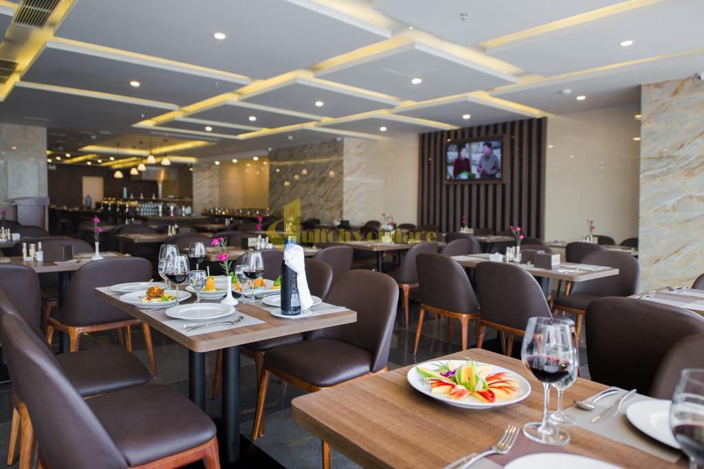 atlantic-5 Top 10 Khách Sạn Đẹp Ngất Ngây Tại Nha Trang