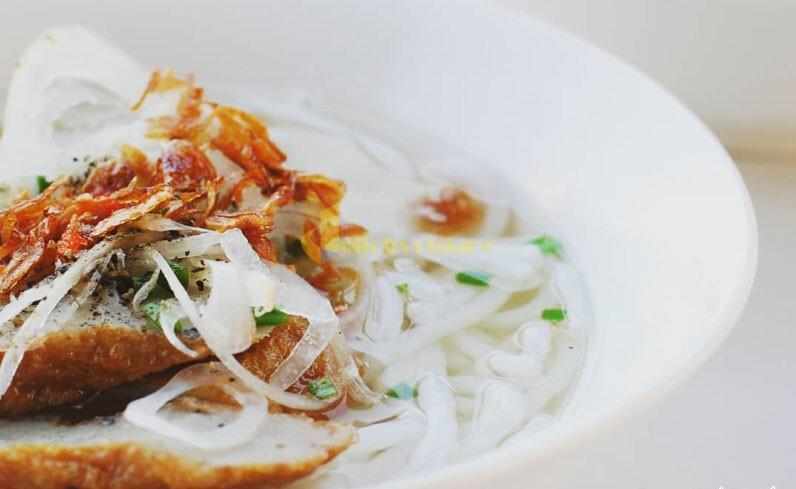 bánh-canh Bình Ba - Quốc đảo Tôm Hùm Số 1 Khánh Hòa