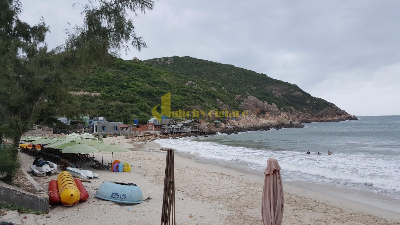 bãi-bồ-đề-1 Bình Ba - Quốc đảo Tôm Hùm Số 1 Khánh Hòa
