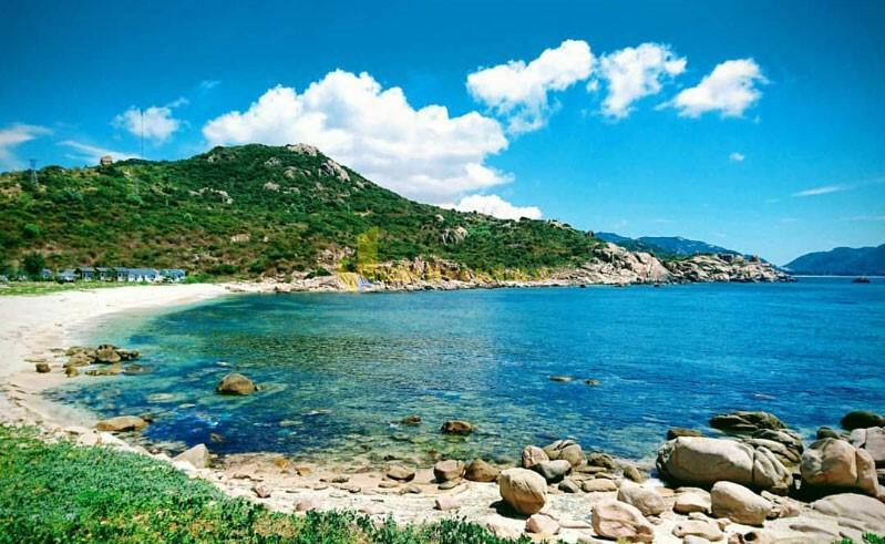 bãi-chướng Bình Ba - Quốc đảo Tôm Hùm Số 1 Khánh Hòa