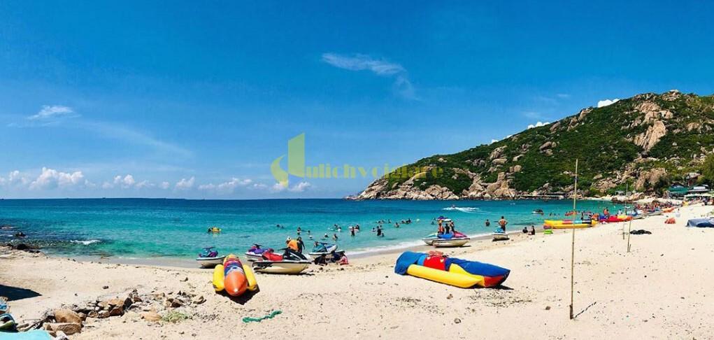 bãi-nồm Bình Ba - Quốc đảo Tôm Hùm Số 1 Khánh Hòa