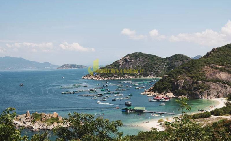 bãi-nhà-cũ Bình Ba - Quốc đảo Tôm Hùm Số 1 Khánh Hòa