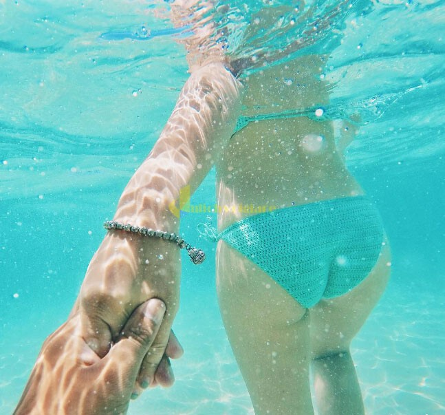 bơi Bình Ba - Quốc đảo Tôm Hùm Số 1 Khánh Hòa