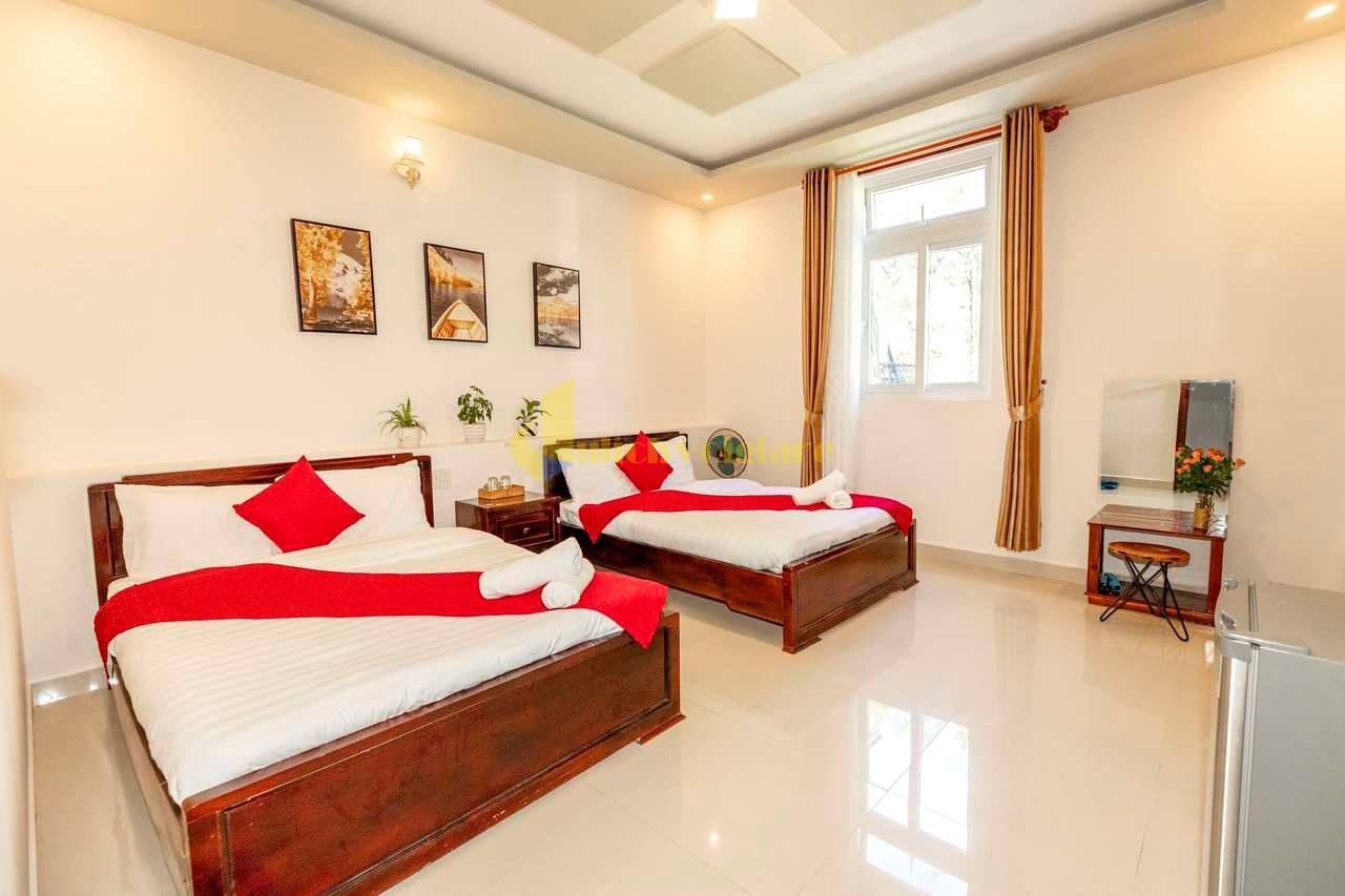 """hotel-conico-o-da-lat Top 24 """"Khách sạn 1-5*"""" gần Chợ Đà Lạt"""
