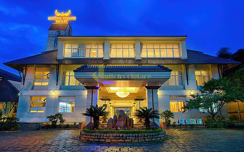 """hotel-muong-thanh-o-da-lat Top 24 """"Khách sạn 1-5*"""" gần Chợ Đà Lạt"""