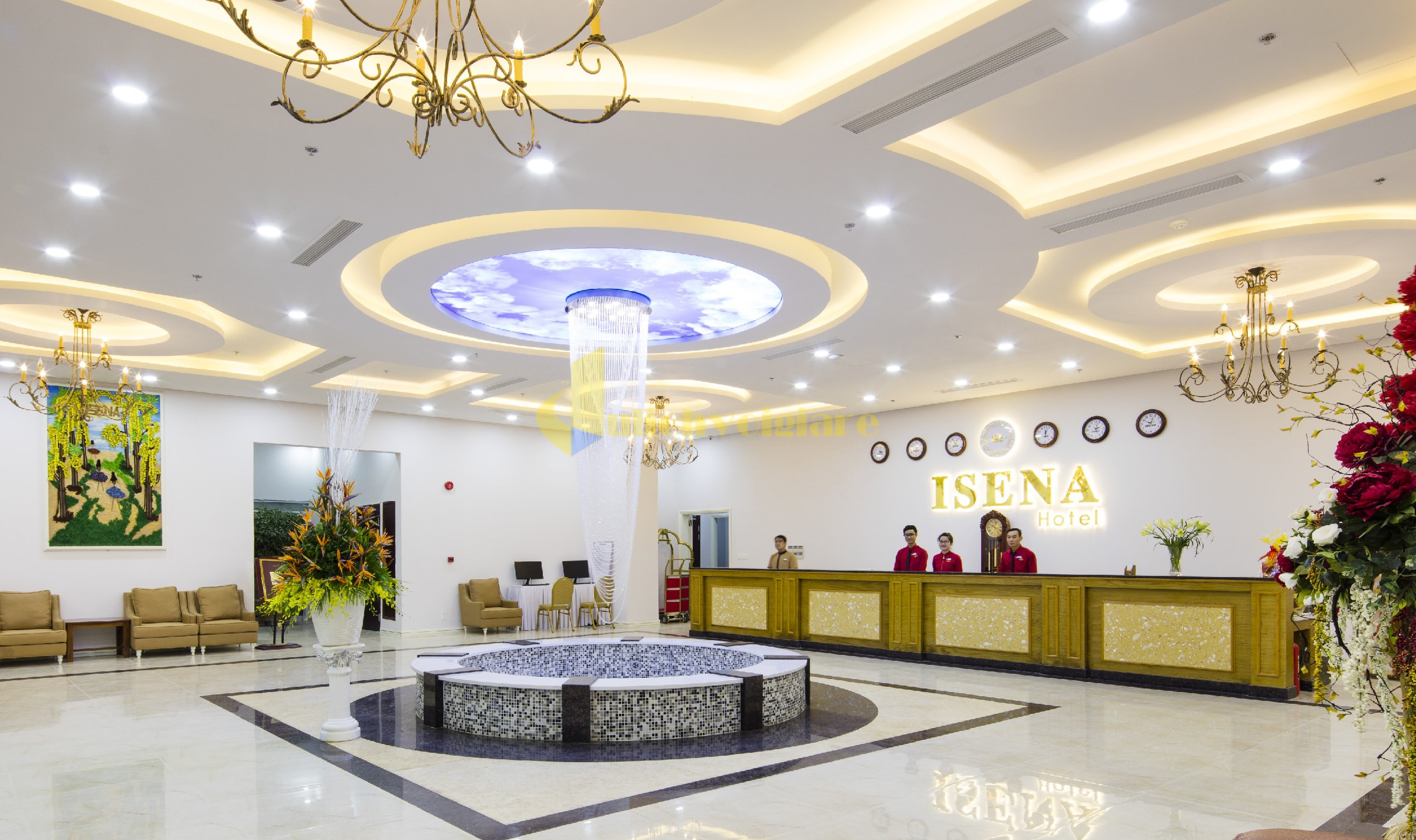 isena-1 Top 10 Khách Sạn Đẹp Ngất Ngây Tại Nha Trang