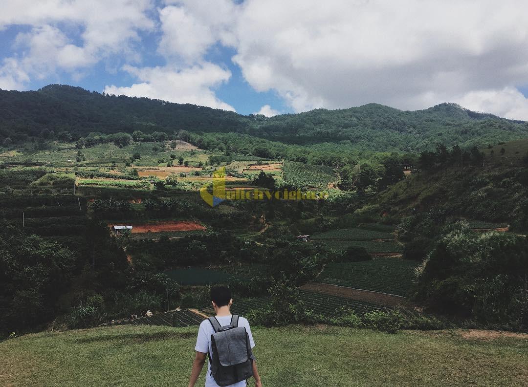 langbiang-5 Langbiang - Hành trình chinh phục đỉnh núi cao nhất Đà Lạt