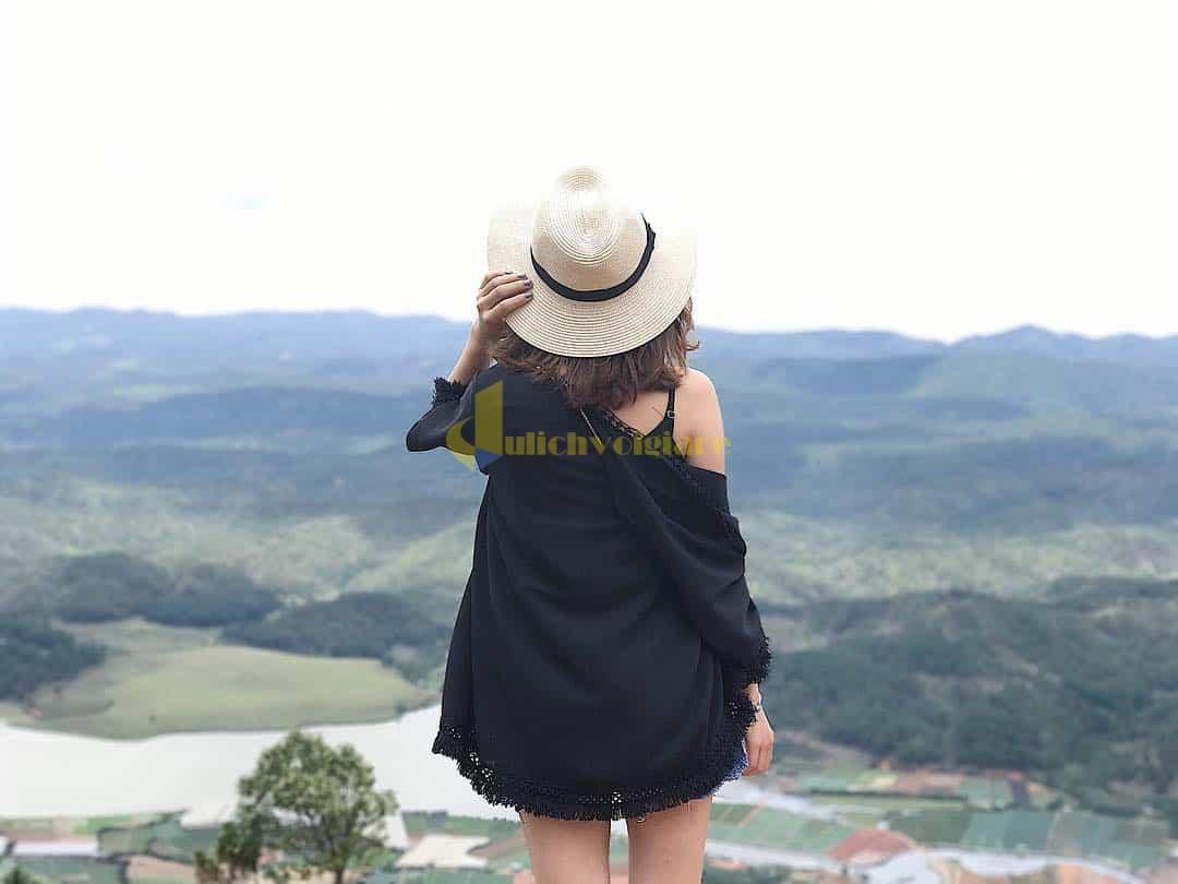 langbiang-6 Langbiang - Hành trình chinh phục đỉnh núi cao nhất Đà Lạt