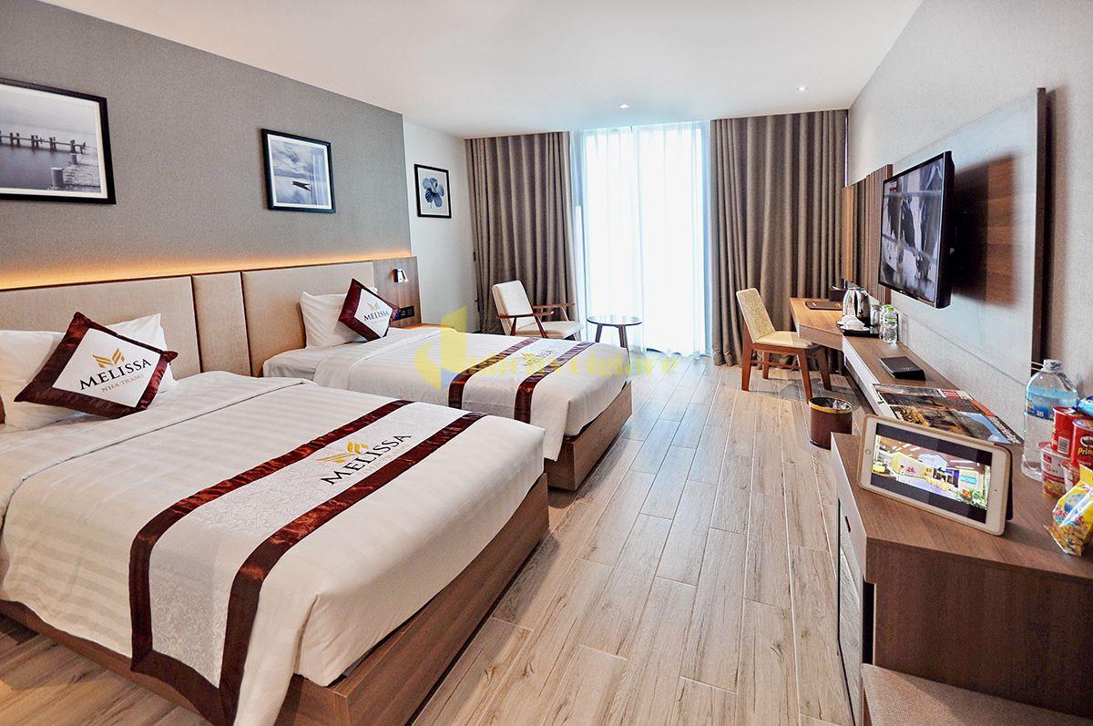 melissa-1 Top 10 Khách Sạn Đẹp Ngất Ngây Tại Nha Trang