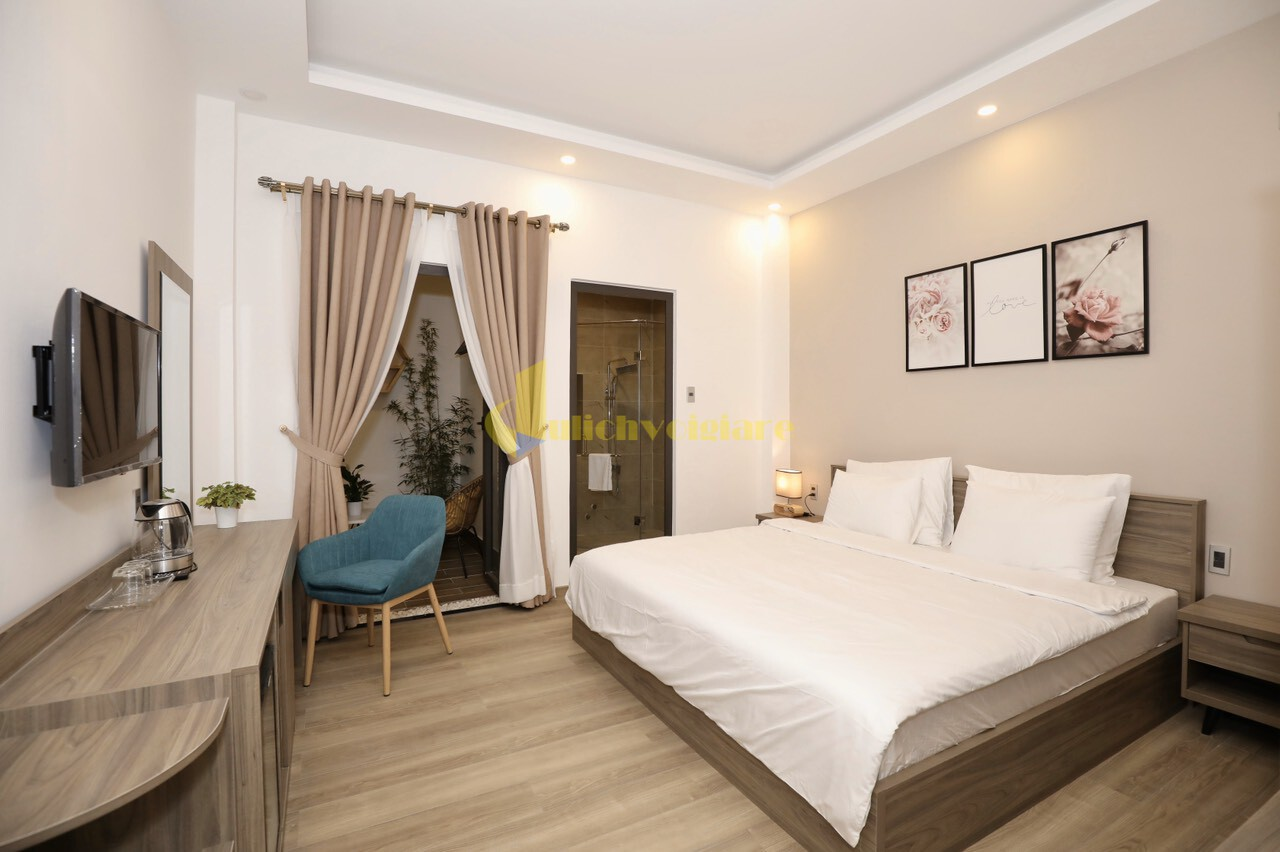"""serene-villa-1 Top 24 """"Khách sạn 1-5*"""" gần Chợ Đà Lạt"""