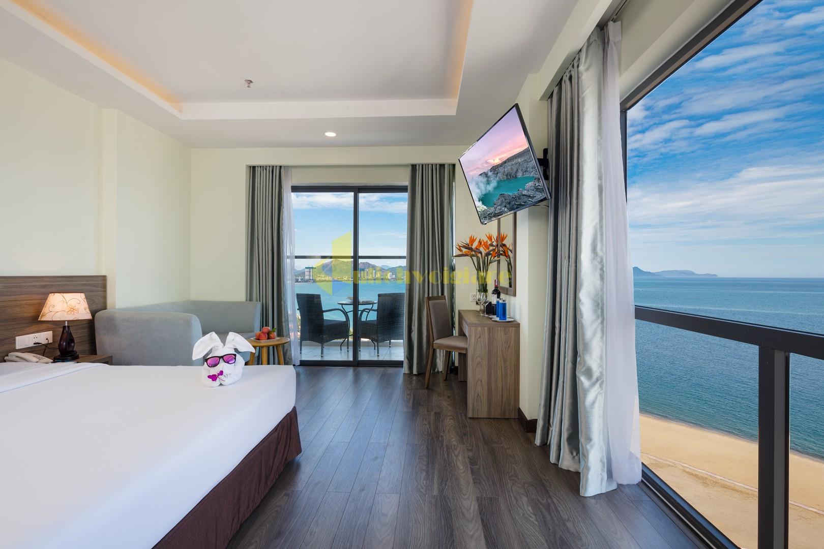 xavia-1 Top 10 Khách Sạn Đẹp Ngất Ngây Tại Nha Trang